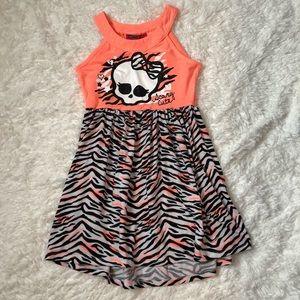Girls Monster High Dress